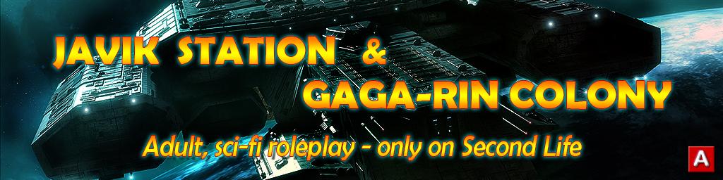 Javik Station & Gaga-Rin Colony
