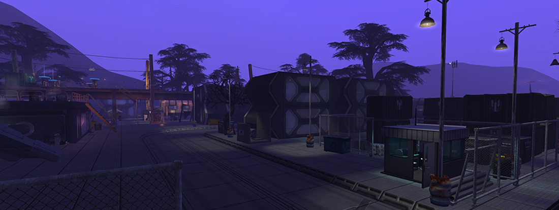 Javik Station… Current Characters