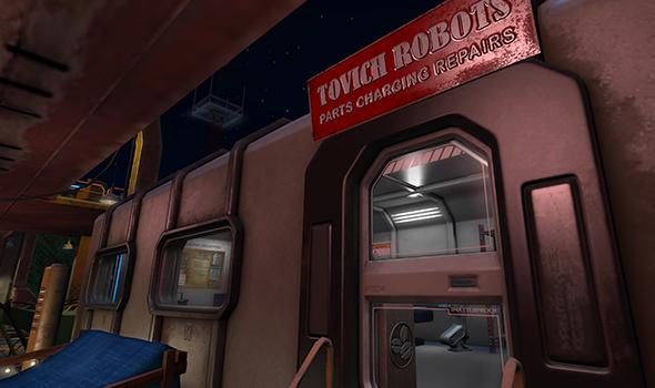 Tovich Robots
