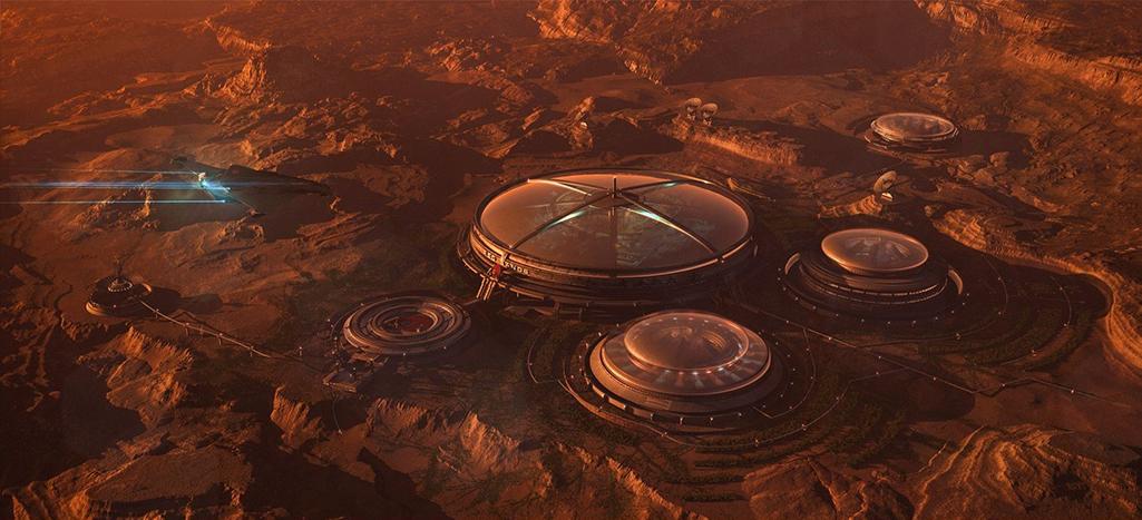 Origins: Mars Colony – A Short History